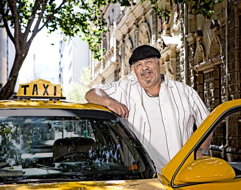 Texaco Taxi