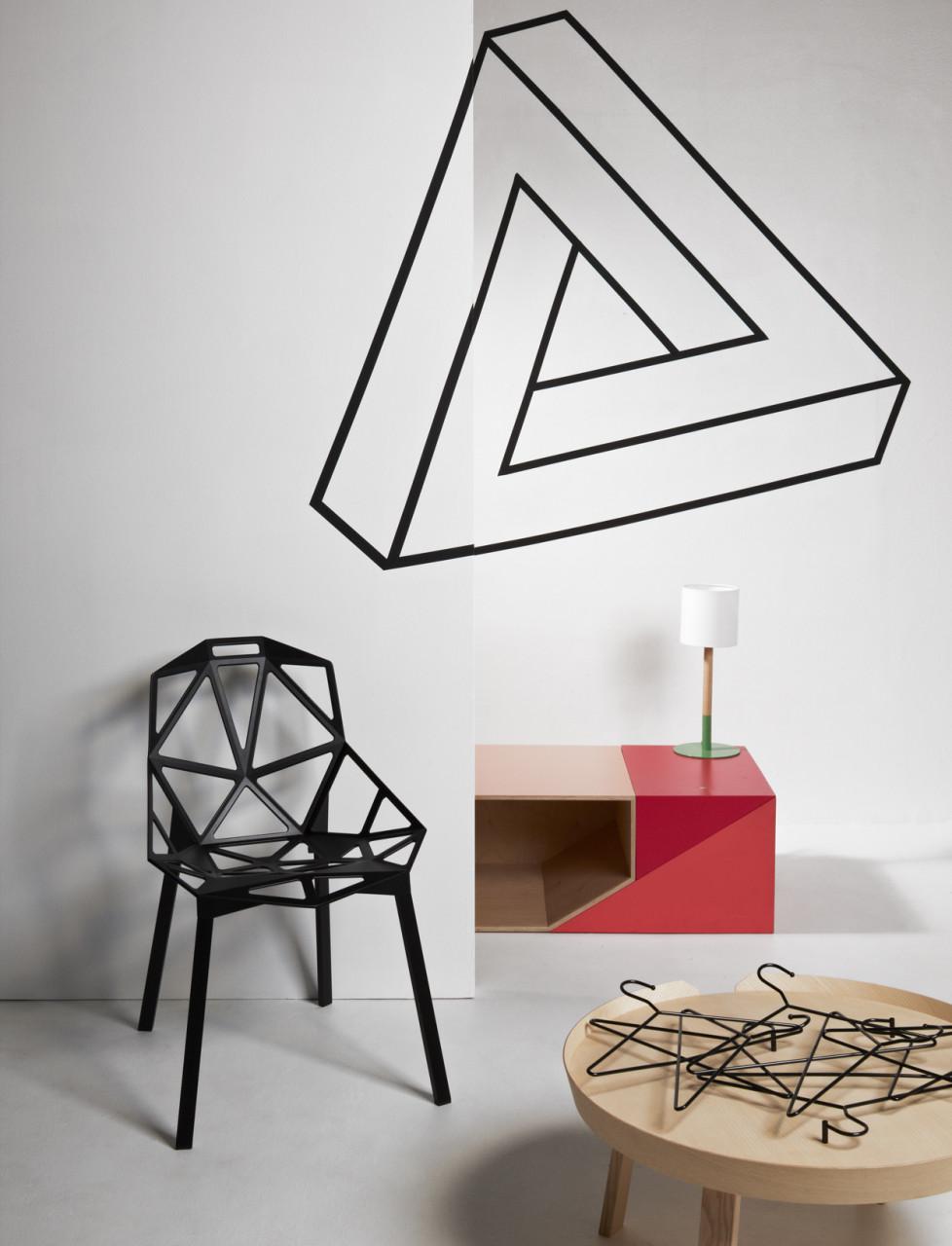 House & Leisure Optical illusion